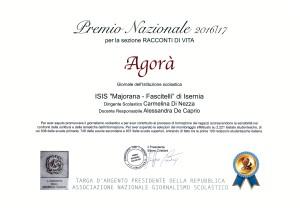 Premio - Agorà